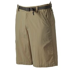 Big & Tall Columbia Sycamore Falls Belted Shorts