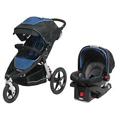 Graco Relay Click Connect Travel System with SnugRide Click Connect 35 by