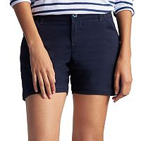 Women's Lee Essential Twill Shorts