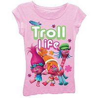 Girls 7-16 DreamWorks Trolls Poppy, DJ Suki & Cooper