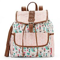 Unionbay Birds & Flowers Backpack