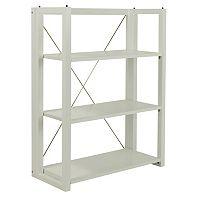 Casual Home Citiscape Folding Bookcase