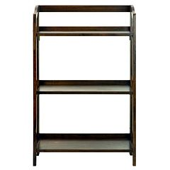 Casual Home Stratford 3-Shelf Folding Bookcase by