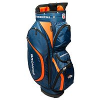 Team Golf Denver Broncos Clubhouse Golf Cart Bag