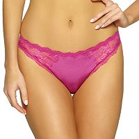 Apt. 9® Micro Thong with Lace