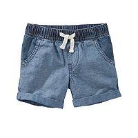 Baby Boy OshKosh B'gosh® Denim Shorts