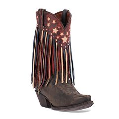 Dan Post Liberty Fringe Women's Cowboy Boots by