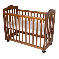 LA Baby The Original Bedside Manor Crib
