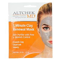 Altchek MD 5-Minute Clay Renewal Mask