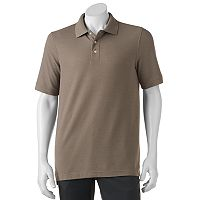 Men's Croft & Barrow® True Comfort Classic-Fit Pique Performance Polo