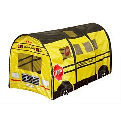 Pacific Play Tents School Bus Play D Tunnel by
