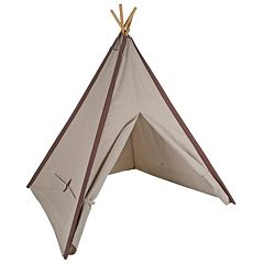 Pacific Play Tents Classic Linen Teepee by
