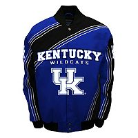 Men's Franchise Club Kentucky Wildcats Warrior Twill Jacket