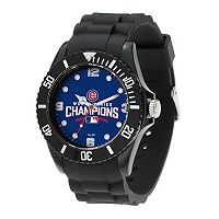Men's Sparo Chicago Cubs 2016 World Series Champion Spirit Watch