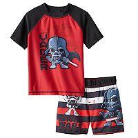 Toddler Boy Star Wars