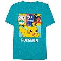 Boys 8-20 Pokemon Group Tee
