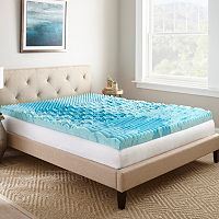 Eco Sense 3-in. Gel Mattress Topper