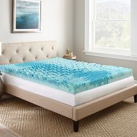 Eco Sense 4-in. Gel Mattress Topper