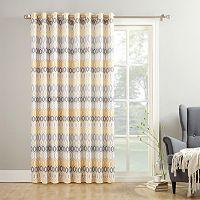 No918 Alvin Patio Curtain
