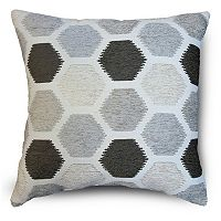 HFI Block Party Chenille Jacquard Throw Pillow