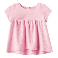 Baby Girl Jumping Beans® Babydoll Solid Tunic
