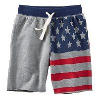Boys 4-12 OshKosh B'gosh® American Flag Shorts