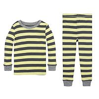 Toddler Burt's Bees Baby Organic Stripe Pajama Set