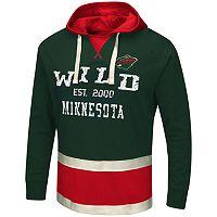 Men's Minnesota Wild Flow Hoodie