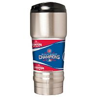 Chicago Cubs 2016 World Series Champions MVP Tumbler