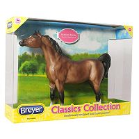 Breyer Classics Bay Arabian Model Horse
