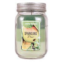 Sparkling Pear 12.5-oz. Mason Jar Candle