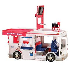 Breyer Classics Horse Mobile Vet Clinic by