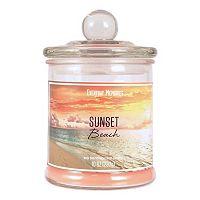 Sunset Beach 10-oz. Candle Jar