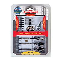 Arachnid 3-pk. 90% Tungsten Soft Dart Set