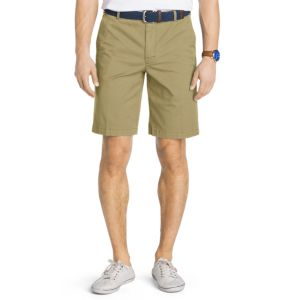 Men's IZOD Saltwater Straight-Fit Stretch Chino Shorts