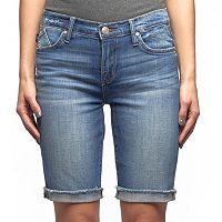 Women Rock & Republic® Kristy Bermuda Jean Shorts