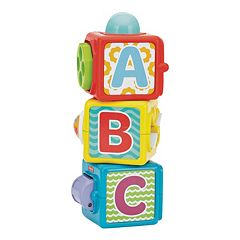 Fisher-Price Stacking Action Blocks by