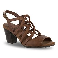 Easy Street Admire Women's Block Heel Sandals