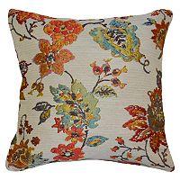 Spencer Home Decor Chimera Floral Jacquard Throw Pillow
