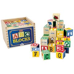 Schylling 48-pc. Alphabet Blocks by