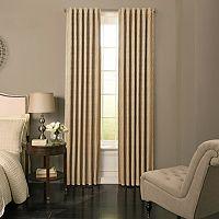 Beauty Rest Barrou Blackout Curtain