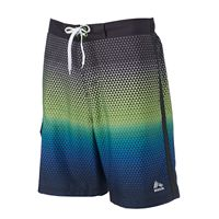Men's RBX Ombre Performance Swim Trunks
