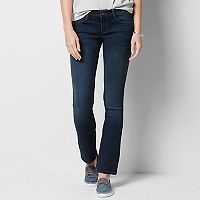 Women's SONOMA Goods for Life™ Super Stretchy Bootcut Jeans