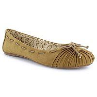 Dolce by Mojo Moxy Akachi Women's Ballet Flats