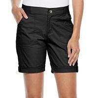 Women's Croft & Barrow® Utility Shorts