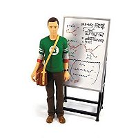 Big Bang Theory Sheldon Cooper Green Lantern 7-in. Action Figure by Diamond Select Toys