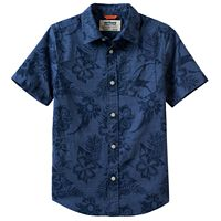 Boys 8-20 Urban Pipeline® Printed MaxFlex Button-Down Shirt