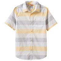 Boys 8-20 Urban Pipeline® Striped MaxFlex Button-Down Shirt