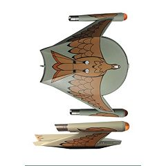 Star Trek Romulan Bird Of Prey Ship by Diamond Select Toys by