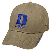 Adult Top of the World Duke Blue Devils Undefeated Adjustable Cap